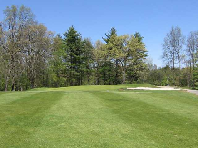 A view from fairway #10 at Edgewood Golf Club