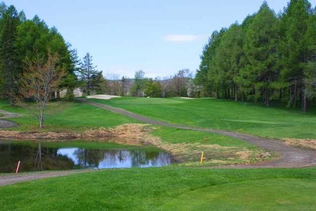 A view from tee #15 at Mount Snow Golf Club