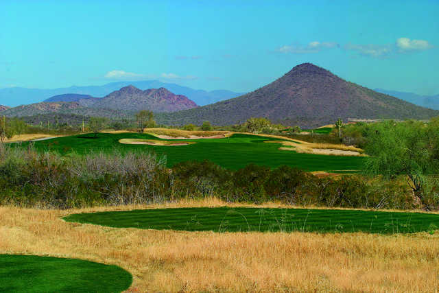 Trilogy at Vistancia: 4th hole