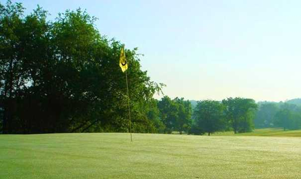 A view from green #15 at Irish Hills Golf Course