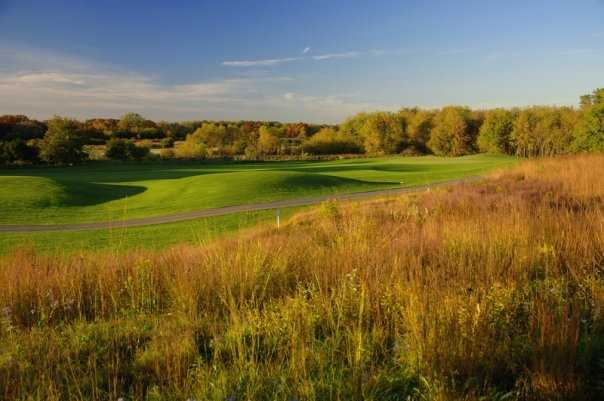 A sunny view from Highlands Course from Grand Geneva Resort