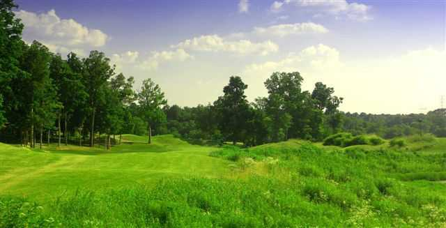 A view of hole #10 at Legacy Golf Course