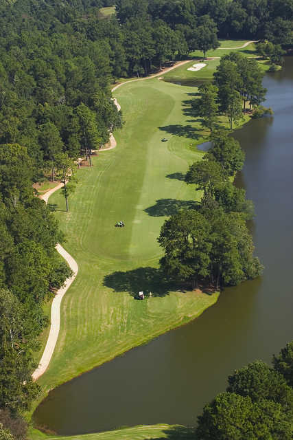 15th on the Mountain View course at Callaway Gardens in Pine Mountain, Ga
