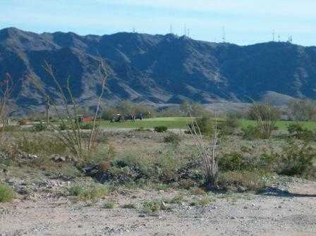 A view of the 3rd hole at Las Barrancas Golf Course