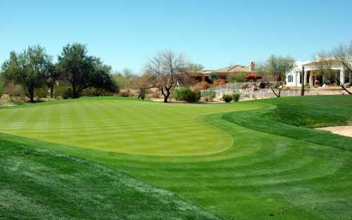 A view of the 4th hole at Tonto Verde Golf Club - Ranch Course