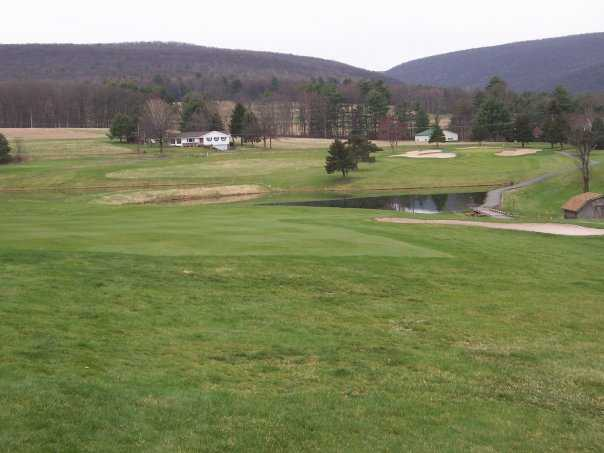 A view from tee #14 at Sugarloaf Golf Club