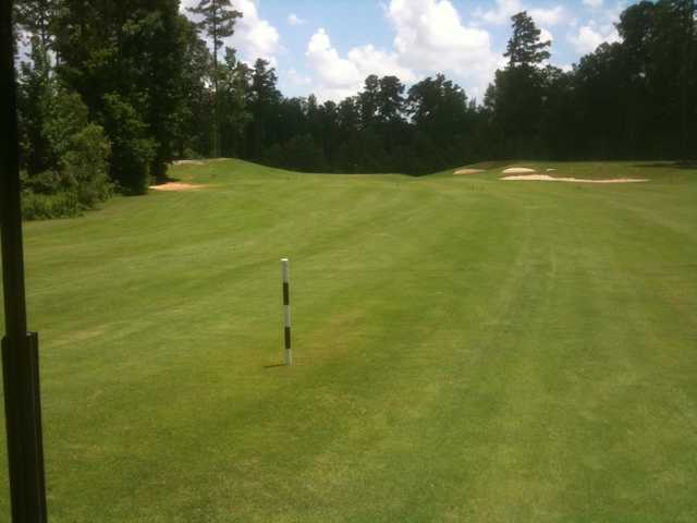 A view from the 8th fairway at Texarkana Golf Ranch.