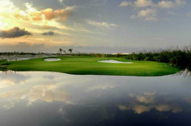 A view from Riviera Cancun Golf & Resorts