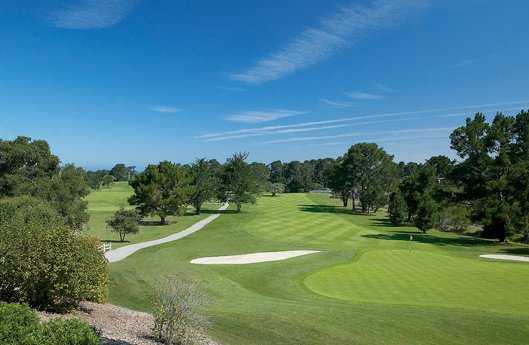 Del Monte Golf Course - View from no. 7