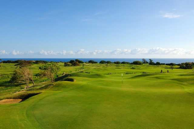 A view from Royal Isabela