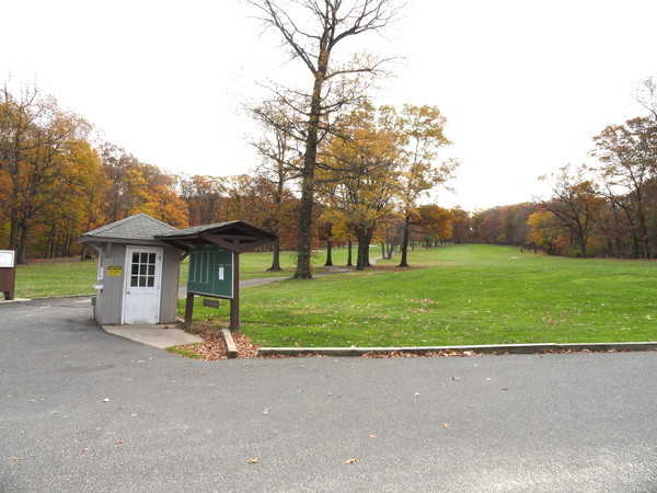 A fall view from Warrenbrook Golf Course (courtesy of Warren, NJ Patch)