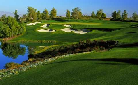 A view of the 9th hole (courtesy of the Madison Club)