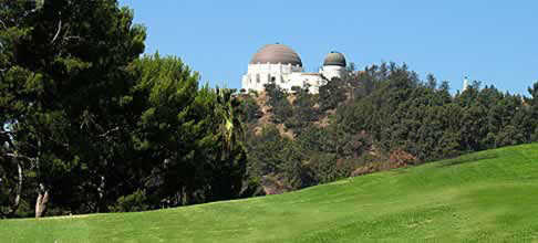 A view from Roosevelt Golf Course