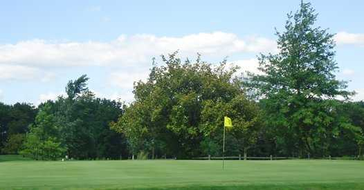 A view from Whiteford Valley Golf Club