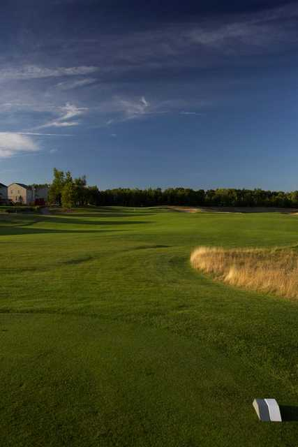 A view from the 4th tee at Dunes Course from Boulder Pointe Golf Club