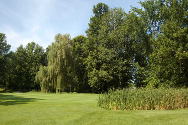 A view of green at Cedar Glen Golf Course (Scott MacLeod/Flagstick)