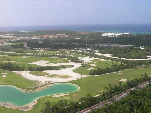 A view from Punta Blanca Golf & Beach Club
