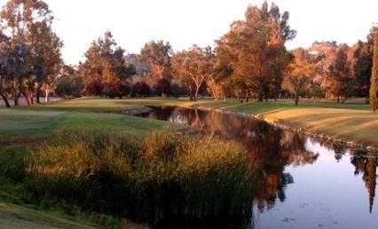 A fall view from Brookside Golf Club