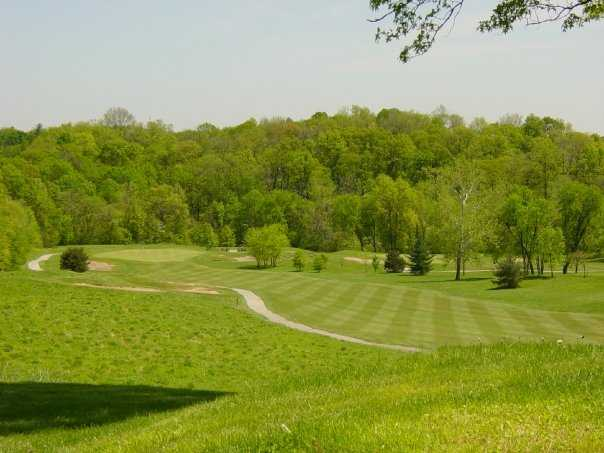 A view from Quail Creek Golf Course