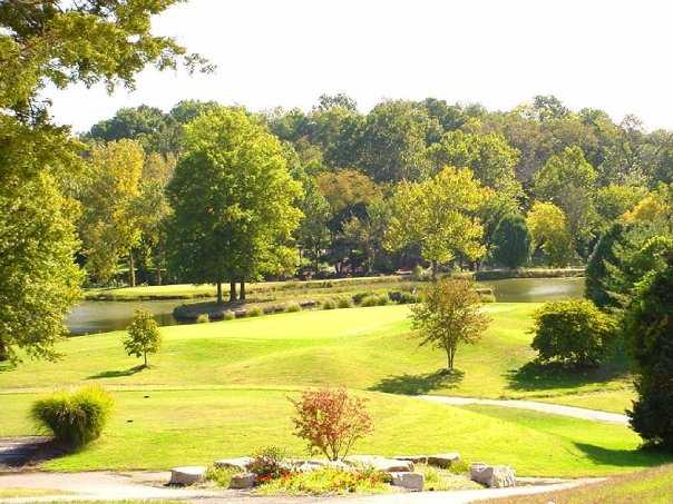 A view from Quail Creek Golf Course.