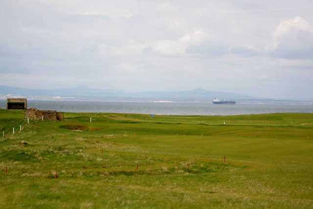 Though farther inland than Kilspindie Golf Club, Craigielaw has the feel of a links course with open, firm turf.