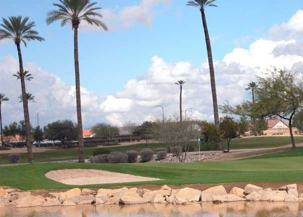 A view from Echo Mesa Golf Course.