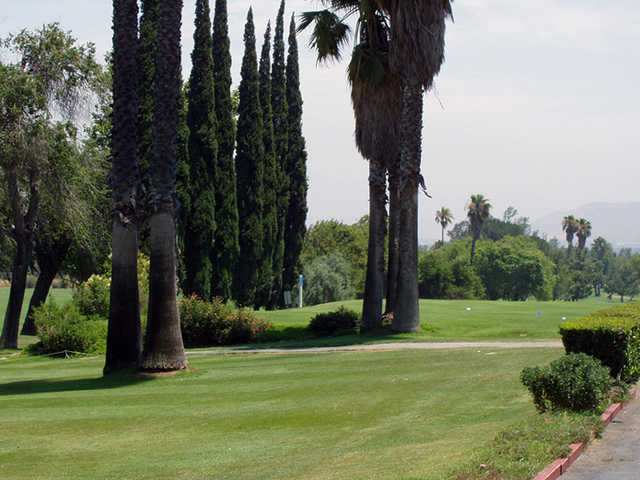A view from General Old Golf Course