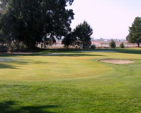 A view of the 1st green at Bradshaw Ranch Golf Course