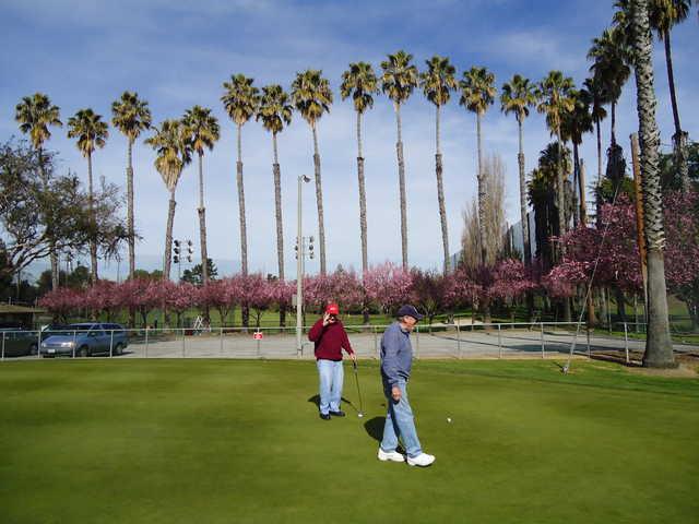 A view from Sunken Gardens Golf Course (Marty Wayne)
