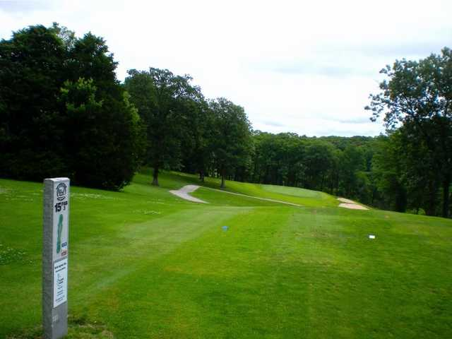 A view from tee #15 at Warrenton Golf Course