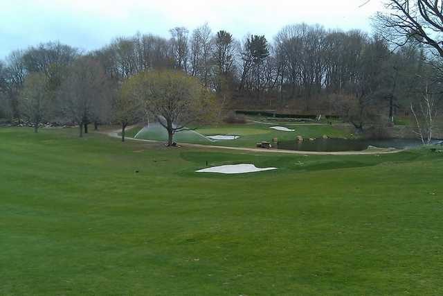 A view from fairway #14 at E. Gaynor Brennan Golf Course