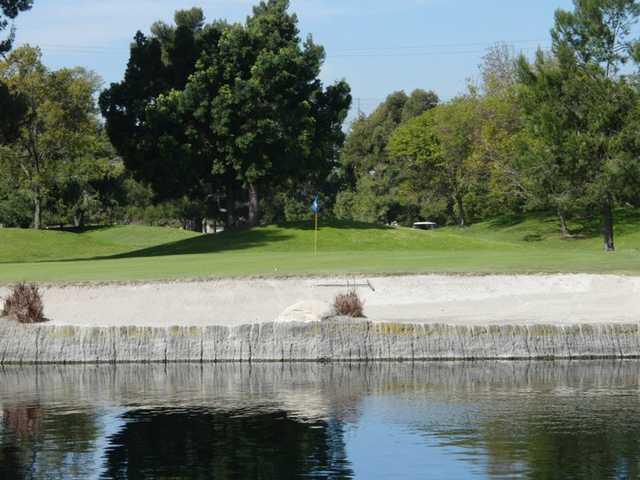 Rio Hondo Golf Club: 7th green