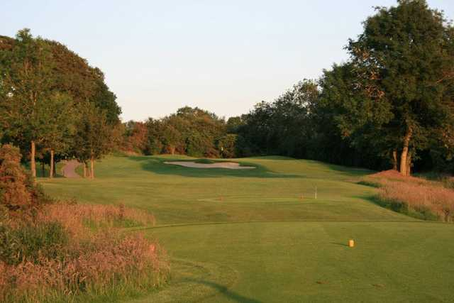 A view from a tee at Rathcore Golf and Country Club