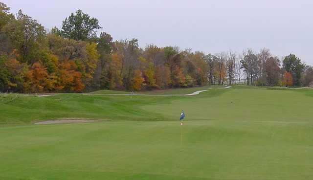 View from Winding Ridge Golf Club