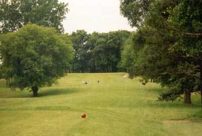 A view from Pine Hollow Golf Club
