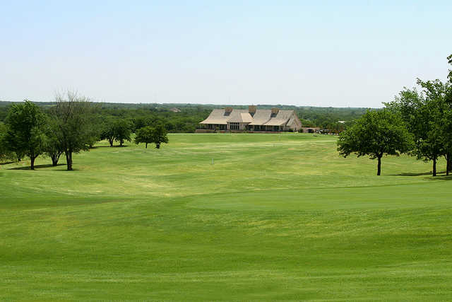 A view of the clubhouse at Winter Creek Golf & Country Club