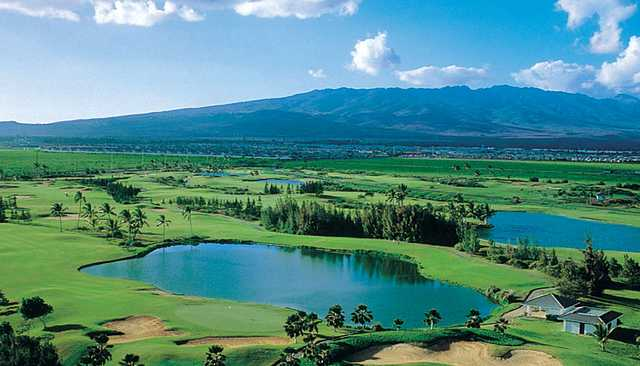 A view from Hawaii Prince Golf Club