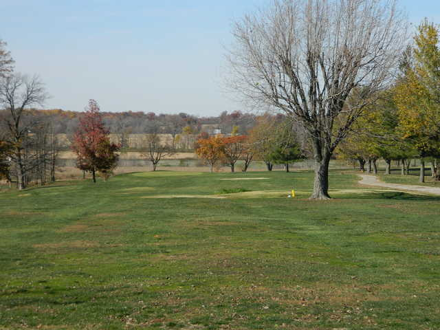 A view of the 5th hole at High Pointe Country Club