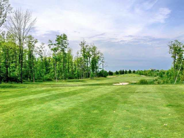 A view from the 14th fairway at Crown Golf Course