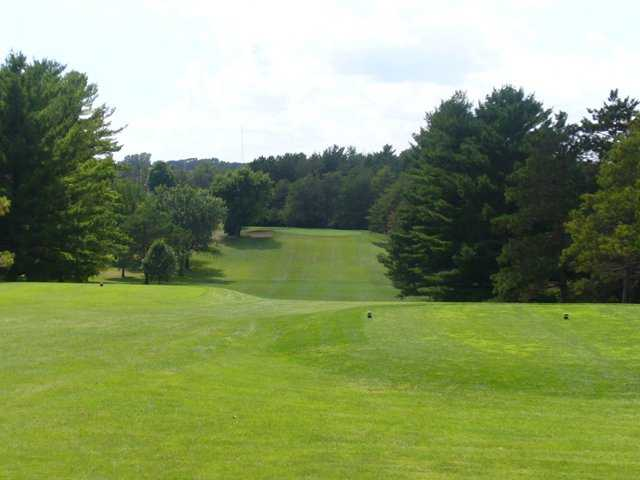 A view from tee #4 at Eastwood Golf Club