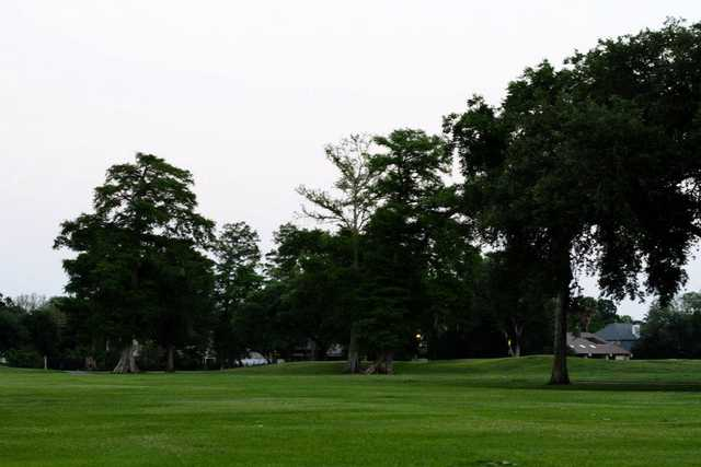 A view from Timberlane Country Club