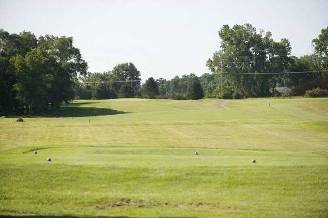 A view from tee #10 at Bay Hills Golf Course