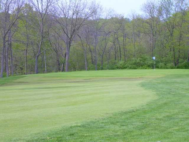 A view from fairway #5 at Minor Park Golf Course