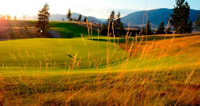 A sunny view from Eaglepoint Golf Resort
