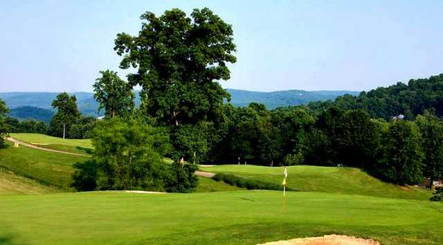 A view from Mountainview Course at Lakeview Golf Resort & Spa