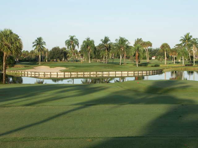 View from Palm Beach National