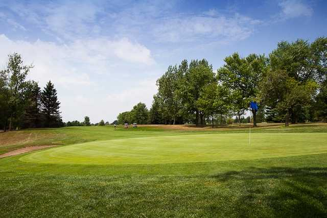 A view of green at Riverview Golf & Country Club