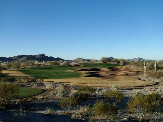 A view of hole #3 at Golf Club of Estrella