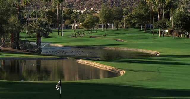 A view from Oasis Course at Phoenician