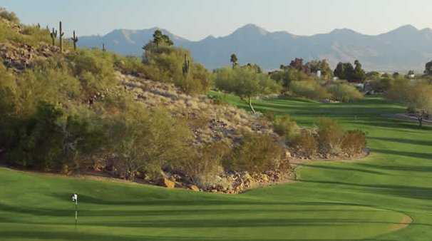 A view from Desert Course at Phoenician